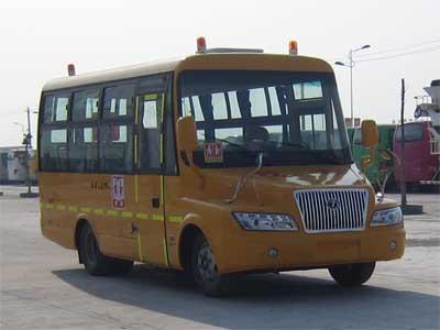 DLQ6668EX4幼儿专用校车