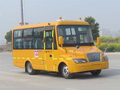 大力33座小学生专用校车