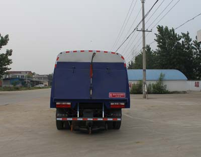 CLW5080TSLD4扫路车
